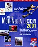 Multimedia Lexikon 2001. 2 CD- ROMs für Windows 95/98/ ME -
