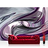 Fotomural, 400x 280cm Premium Plus fotográfico pintado–cuadro de pared–Liquid Climax–3d...
