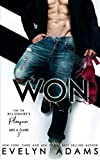 Won (For the Billionaire's Pleasure: Luke & Claire #3) by Evelyn Adams front cover