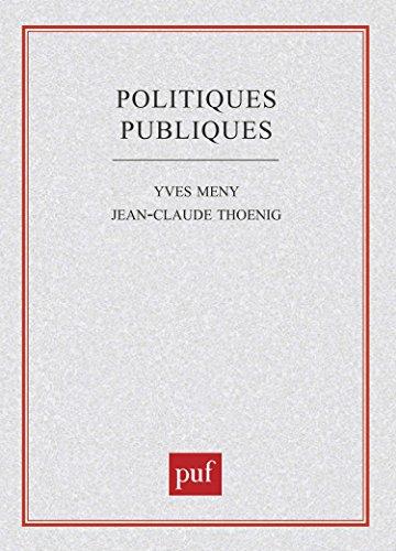 Politiques publiques par