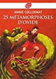 25 métamorphoses d'Ovide (Classique) (French Edition)