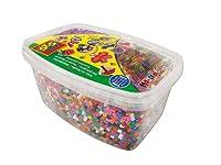 Ses 00779 - Lote de perlas (12000 unidades), colores variados de Ses