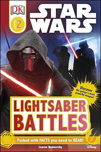 Star Wars : lightsaber battles.