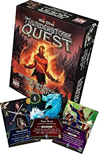 AEG AEG6262 Thunderstone Quest Expansion: Foundations of The World, Multicolor alfonbrilla para ratón