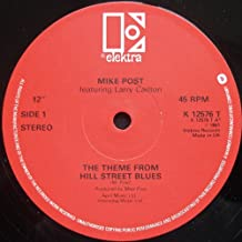 Theme from Hill Street Blues (1981, feat. Larry Carlton) / Vinyl Maxi Single [Vinyl 12'']