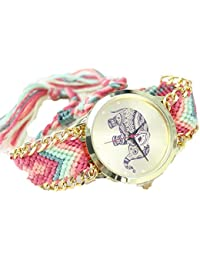 Gopal Shopcart Multicolor Analog Watch For Women And Gilrs Analog Watch - For Girls
