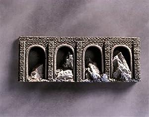 58090  - AÚN - arcos de piedra de roca importado de Alemania