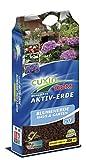 Cuxin Zimmerpflanzenerde 20 L ● Blumenerde für Zimmerpflanzen und Palmen ● 100 Tage Dünger (20 L)