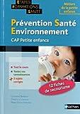 Image de Prévention santé environnement pour le CAP petite enfance