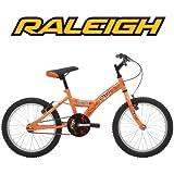 Sunbeam Boy's Stun Bike - (Orange, 18 Inch, 11 Inch, 18 Inch)