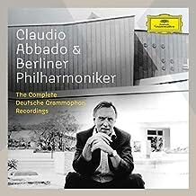Claudio Abbado / Berliner Philharmoniker: Grabaciones Completas En DG - Edición Limitada