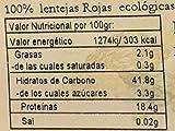 Bionsan Lenteja Roja de Cultivo Ecológico - 500 g