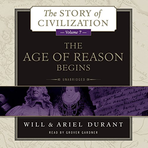 The Age of Reason Begins  Audiolibri