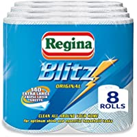 Regina Blitz Household Towels - Pack of 4, Total 8