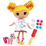 MGA Entertainment 516729E4C - Lalaloopsy Silly Hair Puppe- Spot Splatter Splash