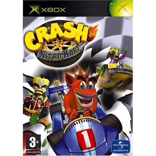 Crash Nitro Kart - Best of Classics (Xbox)