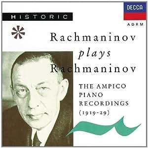 Rachmaninoff Spielt Rachmaninoff
