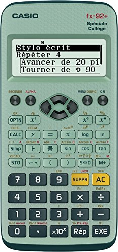 Casio FX 92 College II D PLUS Calculatrice Scientifique