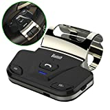 Eximtrade Auto Voiture Volant Bluetooth Télécommande Mains Libres Microphone Haut Parleur pour Apple iPhone 4/4s/5/5s/6/6s/6 Plus/6s Plus, Samsung Galaxy S4/S5/S6/S6 Edge/S6 Edge Plus/Note 3/Note 4/Note 5, HTC One, Motorola, Sony Xperia, autre Smartphones et tablets