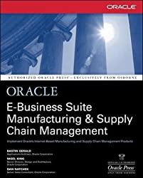Oracle Manufacturing and Supply Chain Handbook (Oracle Press)