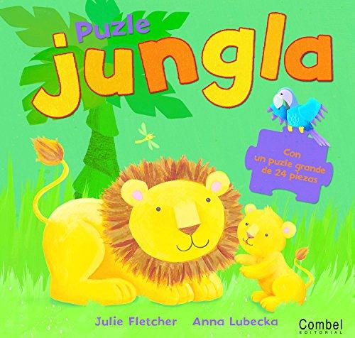 Puzle Jungla Cover Image
