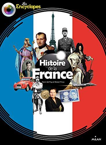 Histoire de la France NE par HENRI DELPUP, Robert Pince