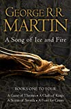 A Game of Thrones: The Story Continues Books 1-4: A Game of Thrones, A Clash of Kings, A Storm of Swords, A Feast for Crows (A Song of Ice and Fire) (English Edition)