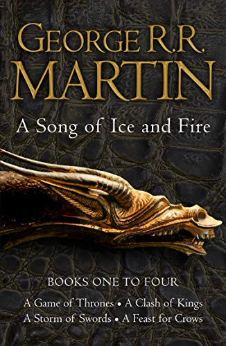 A Game of Thrones: The Story Continues Books 1-4: A Game of ...