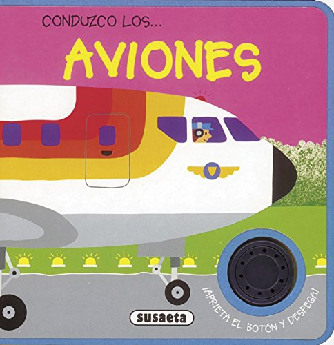 Aviones (conduzco los.) por Susaeta Ediciones S A