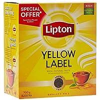 Lipton Yellow Label Black Loose Tea, 700 gm