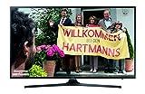 Samsung UE40KU6079 101 cm (40 Zoll) 4k Fernseher