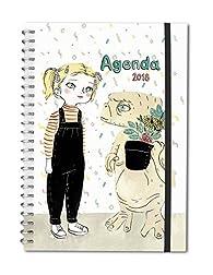 Agenda anual bolsillo María Hesse 2018 par María Hesse