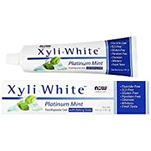 Now Xyliwhite Platinum Mint Paste 6.4Oz
