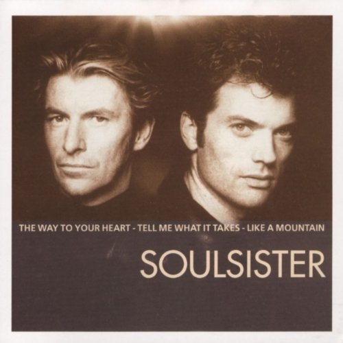 The Way To Your Heart - The Very Best Of Soulsister