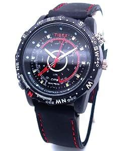8GO Caméra montre Espion integral SpyCam étanche à l'eau bracelet montre Video Photo