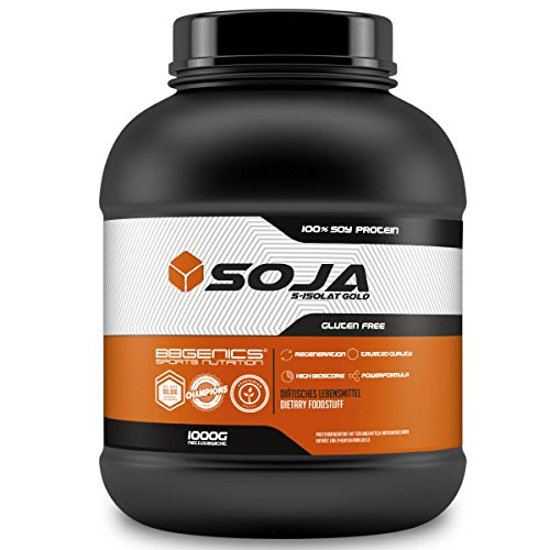 Soja Isolate GOLD - (100% vegan di