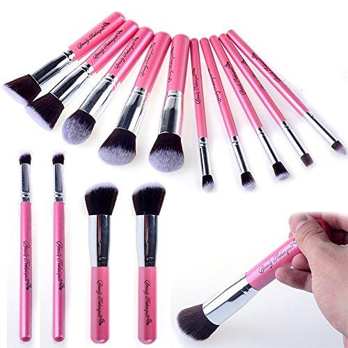 Neverland Professionnels Pinceaux de Maquillage brosse make-up Kit de brosses cosmétiques #1