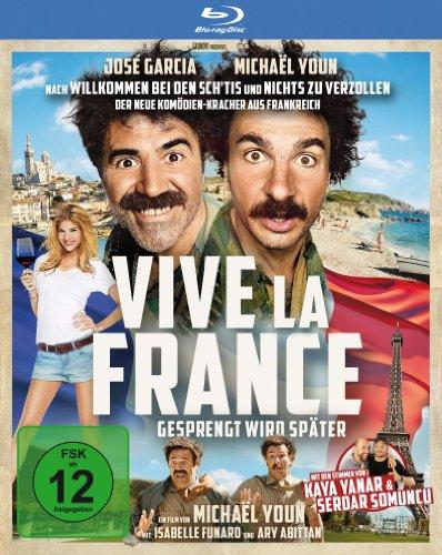 Bild von Vive la France - Gesprengt wird später [Blu-ray]