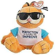 TY Beanie Baby - GARFIELD the Cat (PERFECTLY LOVEABLE) by Ty