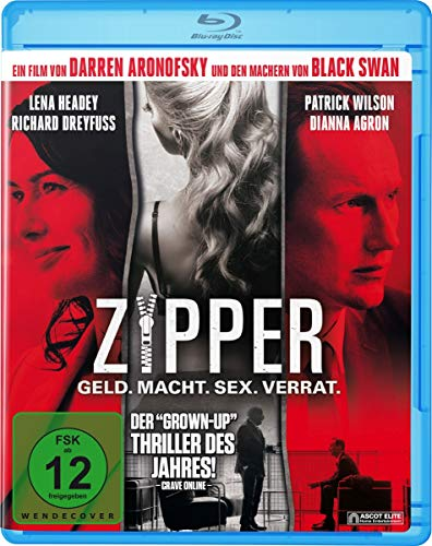 Zipper - Geld. Macht. Sex. Verrat [Blu-ray]
