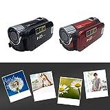 HD-100 Full HD 1080P Digitale Videokamera 2,7-Zoll-TFT-Display 16,0 Megapixel tragbarer Mini-DV für Heimreise für HD-100 Full HD 1080P Digitale Videokamera 2,7-Zoll-TFT-Display 16,0 Megapixel tragbarer Mini-DV für Heimreise