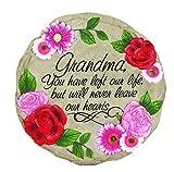 Spoontiques Grandma Stepping Stone