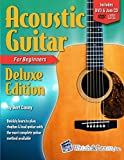 #10: Acoustic Guitar Primer Book For Beginners Deluxe Edition (Audio & Video Access)