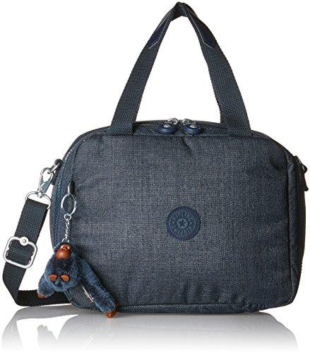 Kipling - MIYO - Frückstasche mit Trolleyschlaufe - Jeans True Blue - (Blau) Preisvergleich