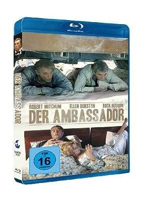 Der Ambassador / The Ambassador ( Peacemaker ) (Blu-Ray)