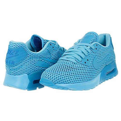 Nike W Air Max 90 Ultra Br, Scarpe da Corsa Donna Azul (Gamma Blue / Blue Lagoon)