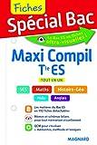2017 Special Bac Maxi Compil de Fiches Term Es