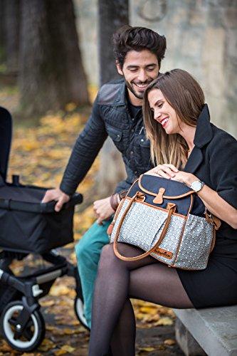 Babymoov Wickeltasche Style Bag, schwarz - 6