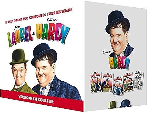 Laurel & Hardy - Versions en couleurs