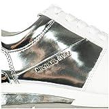 Michael Kors Damenschuhe Turnschuhe Damen Leder Schuhe Sneakers Weiß EU 37.5 43R6ALFP2L